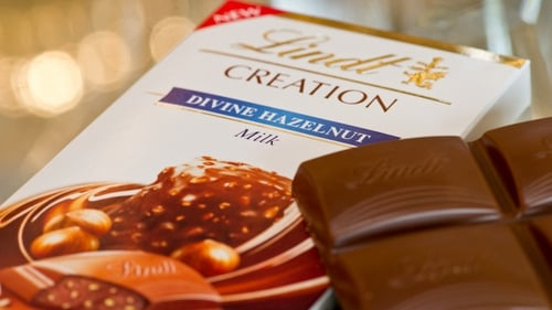 Lindt & Spruengli said it gained market share in nearly all countries in which it is present
