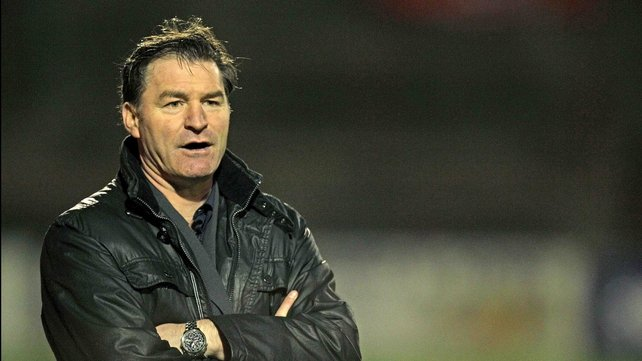 Bohs boss Aaron Callaghan: 'I think we can target 11 or 12 points from the five remaining games.'
