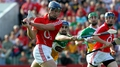 Cahalane debut for the Cork hurlers