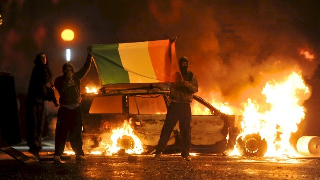 There has been violence around previous parades in the Ardoyne area