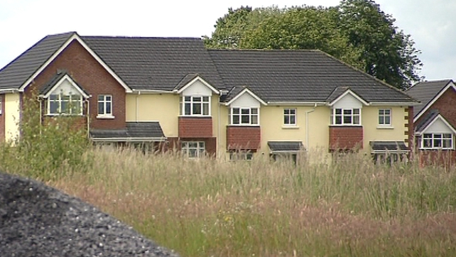 The report said the weakest towns have a larger proportion of unoccupied housing than average