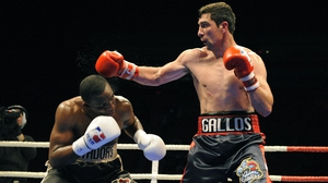 Irish amateurs Kenny Egan (pictured) and John Joe Nevin have been fighting in the World Series of Boxing without headguards