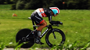 Fabian Cancellara will be defending his time trial gold medal at London 2012