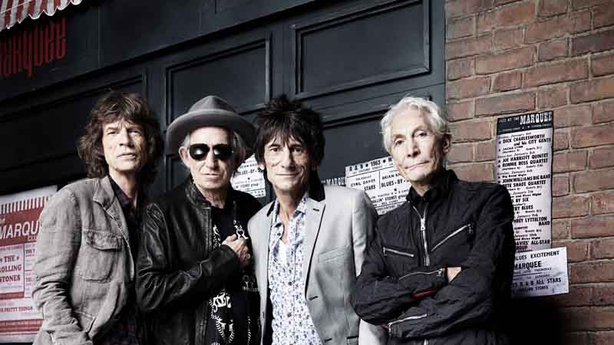 sports shoes bb42f 97b96 Rolling Stones in studio soon to record new album