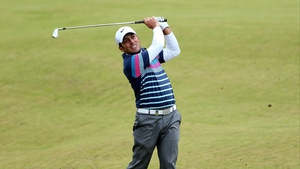 Francesco Molinari made light work of the Loch Lomond course