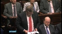 Opposition parties not satisfied by Reilly statement