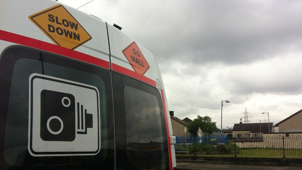 GoSafe vans monitored 75,000 vehicles during the 24-hour period