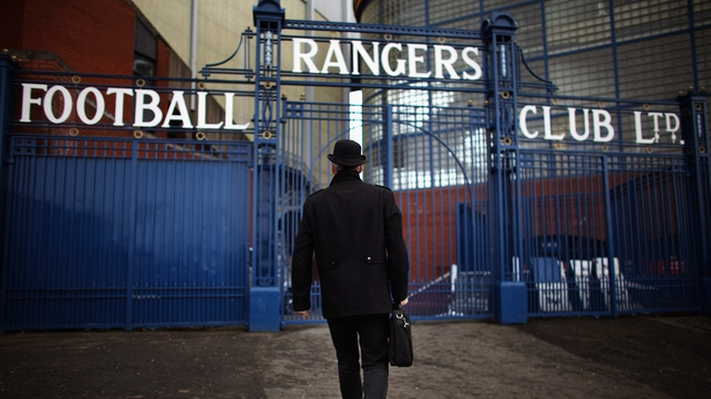Rangers newco will play in the Irn-Bru Third Division next season