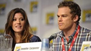 Dexter stars Jennifer Carpenter and Michael C Hall