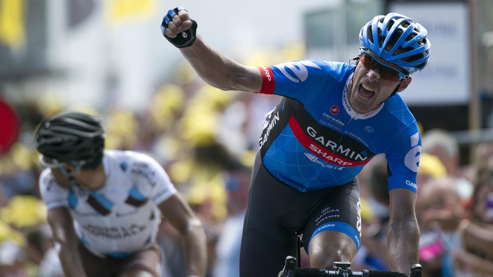 David Millar wins stage 12 of Le Tour de France ab8c43227