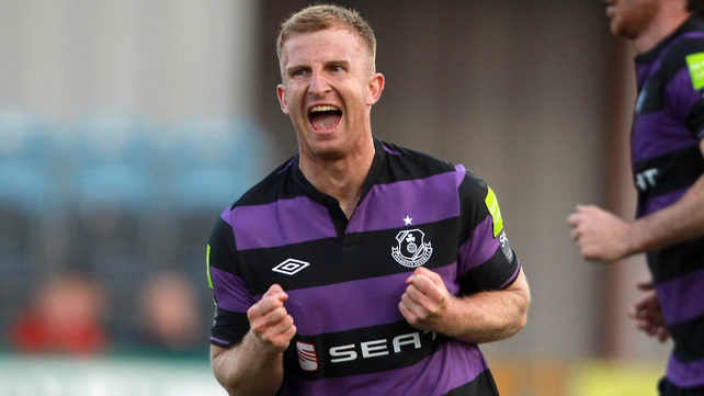 Daryl Kavanagh has joined Cork City