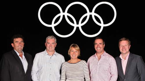 RTÉ will offer up to 2,300 hours of coverage of the London 2012 Olympics across RTÉ Television, RTÉ Radio and RTÉ Digital