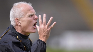 Liam 'Baker' Bradley masterminded a historic victory for Antrim's footballers over Galway