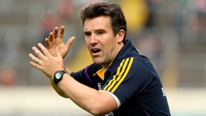Wexford football manager Jason Ryan saw his Wexford side dumped out of the All-Ireland series