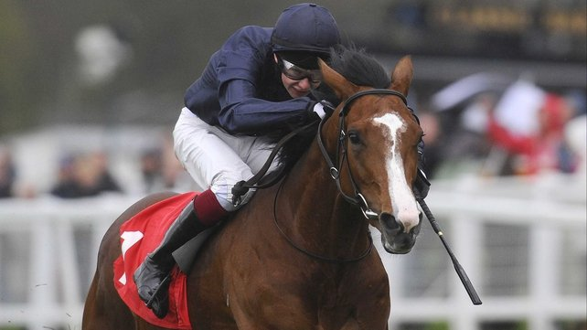 Sandown Classic Trial winner Imperial Monarch, withdrawn from the Irish Derby at the 11th hour, won today's Grand Prix de Paris