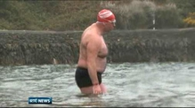 Irish man completes global swim feat