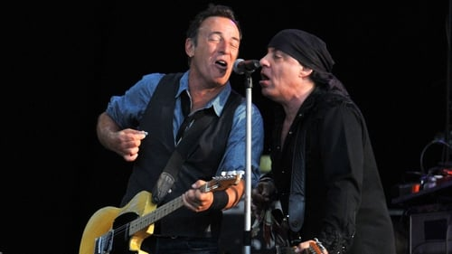 Springsteen and Van Zandt - Born to overrun