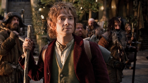 The Hobbit: An Unexpected Journey - Yours to own now