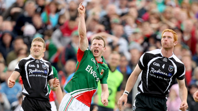 Colm Boyle has recovered from a virus to take his place in the starting XV for Mayo
