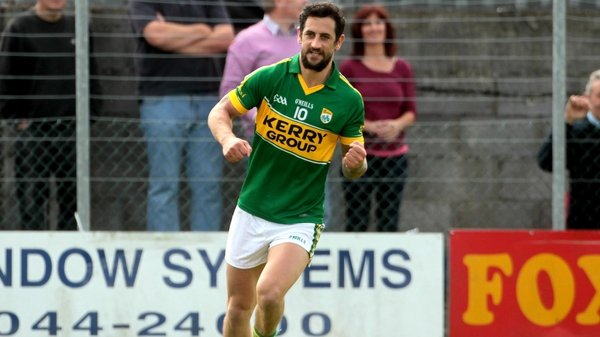 Paul Galvin will be looking to add to his four All-Ireland titles