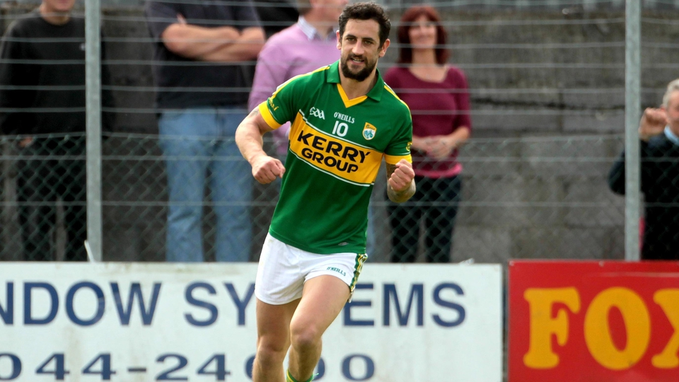 Paul Galvin scored one of Kerry's crucial late points