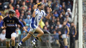 Waterford's Maurice Shanahan is dismayed after missing a goal chance