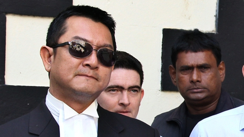 Dick Ng Sui Wa is seeking a full inquiry into the release of the pictures