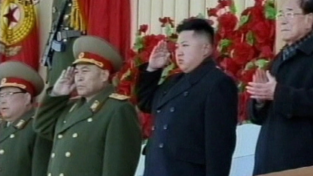 North Korea said they had the right to pre-emptively strike against the US