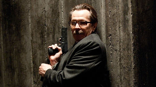 Gary Oldman starring as Commissioner James Gordon in the Dark Knight trilogy