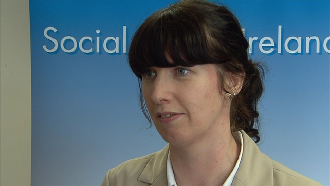 Michelle Murphy of Social Justice Ireland says current Government policy making income distribution worse