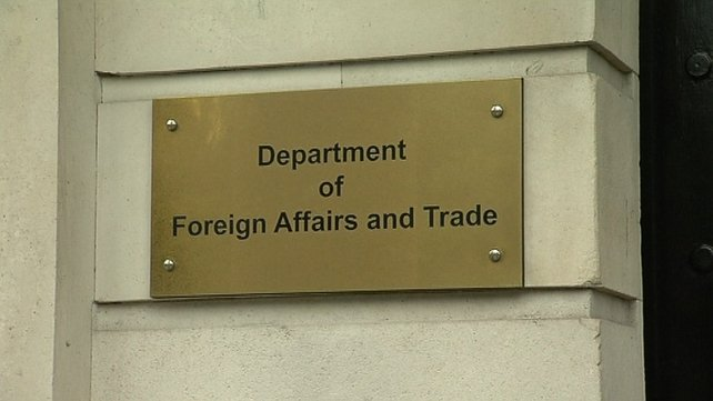 The Department of Foreign Affairs is providing consular assistance