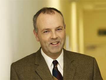 Weatherman Gerald Fleming