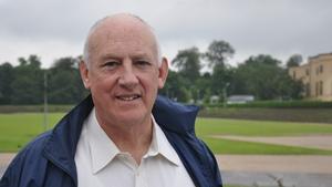 Phil Conway threw shot for Ireland at Munich 1972