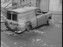 Destruction and Riot Damage, Derry, 14 August 1969.