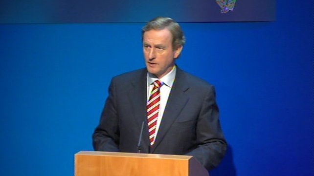 Enda Kenny announces programme aimed at creating up to 13,000 jobs