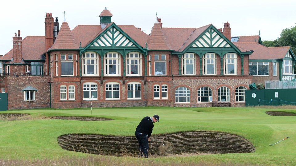 The Open returned to Royal Lytham & St Annes for the first time since 2001