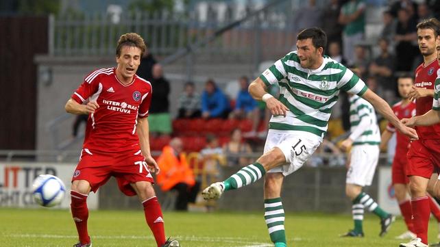 Killian Brennan leaves Shamrock Rovers for Liam Buckley's Saints