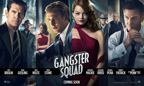 Gangster Squad - New filming to take place