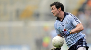 Michael Darragh Macauley has been named at full-forward for the Dubs