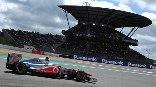 The Nurburgring attracted just 45,000 spectators the last time the German GP was held there in 2013