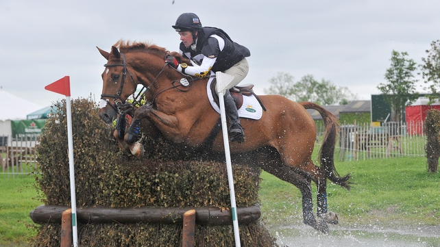 Ireland's Joseph Murphy and his Cruising gelding Electric Cruise finished eighth