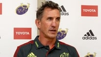 Munster coach Rob Penney on their defeat to Leinster