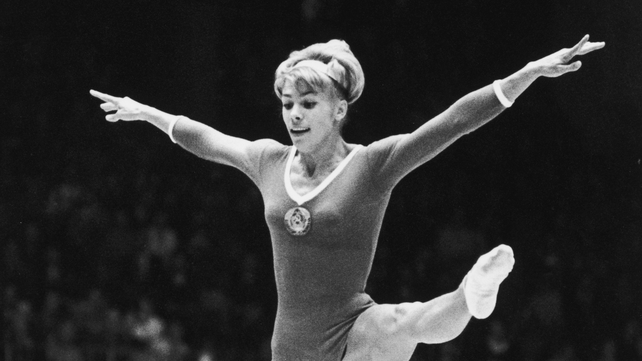 Larisa Latynina won 18 Olympic medals for the Soviet Union