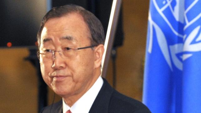 Ban Ki-Moon has met the Iranian President in New York