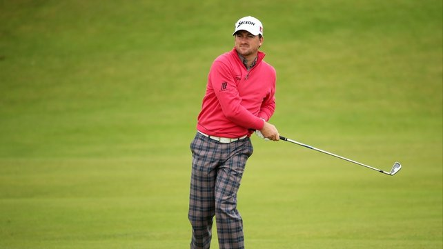 Former US Open champion Graeme McDowell is leading the Irish charge with Rory McIlroy at The Open