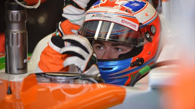 Paul di Resta split with manager Anthony Hamilton