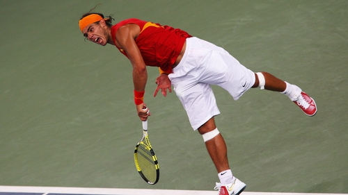Rafael Nadal could return to action in January in the Australian Open