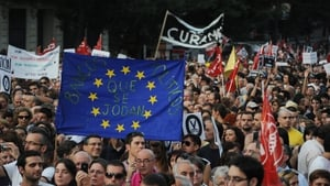 A protest movement continues to grow in Spain