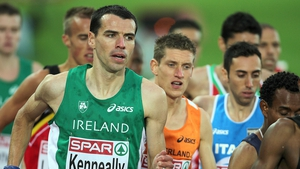 Mark Kenneally will run the Olympic marathon on 12 August