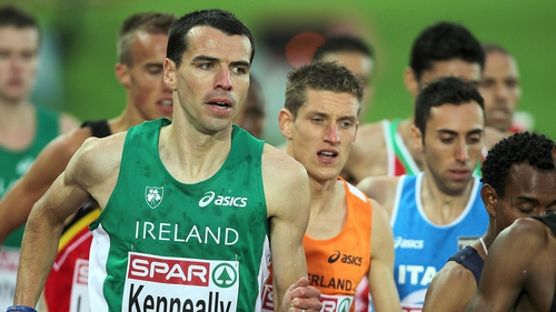 Mark Kenneally will run the Olympic marathon on 12 August